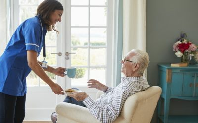 The benefits of live in care vs a care home