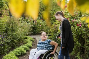 What's it like to be a care assistant