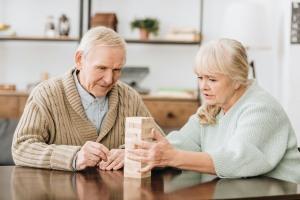 family support for elderly relatives