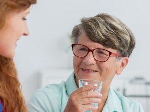 Live in care vs a care home