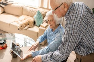 video chat options for the elderly