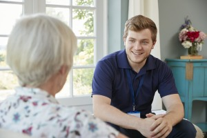 what are the elderly care options