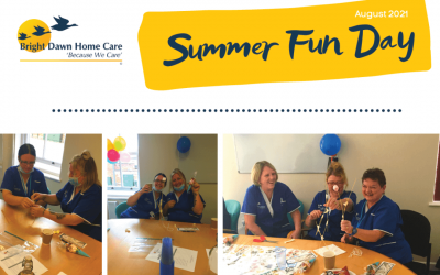 Our Summer Fun Day
