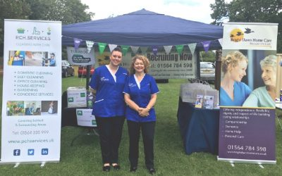 The team at the Shirley Carnival